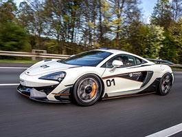 McLaren 570S v závodnickém oblečku od Prior Design: titulní fotka