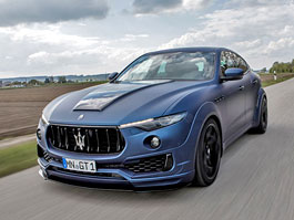 Novitec Tridente proměnil Maserati Levante v Esteso: titulní fotka