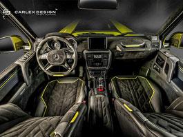 Mercedes-Benz G500 4x4<sup>2</sup> po návštěvě u společností Brabus a Carlex Design: titulní fotka