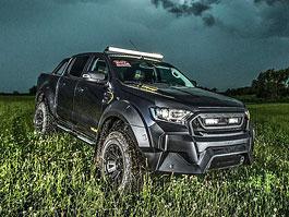 Ford Ranger od MS-RT a Carlex Design jako drsný off-road: titulní fotka
