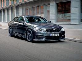 AC Schnitzer začíná ladit sedmou generaci BMW řady 5: titulní fotka