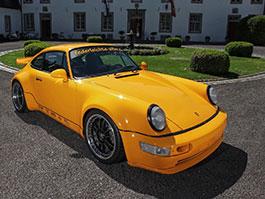 DP Motorsport Project Yellow: Divoká 964 v signální žluté: titulní fotka