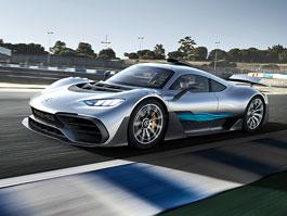 Mercedes-AMG Project One je jako Formule 1 pro dva: titulní fotka