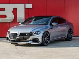 Volkswagen Arteon v podání ABT Sportsline GmbH je rychlé umělecké dílo: titulní fotka