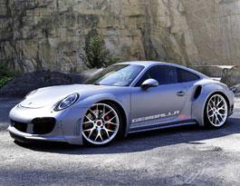 Gemballa GT je Porsche 911 Turbo se stádem 828 koní pod kapotou: titulní fotka