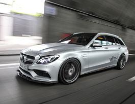 VÄTH V 63 RS nabízí 700 koní pro Mercedes-AMG C 63: titulní fotka