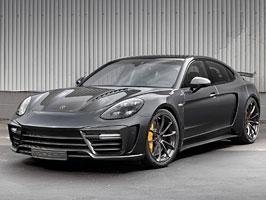 TopCar proměňuje elegantní Porsche Panamera v divoký Stingray GTR Edition: titulní fotka