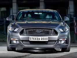 Steeda uvádí Q500 Enforcer Mustang v Evropě: titulní fotka