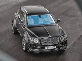 Prior Design nepřehlédnutelně rozšiřuje Bentley Bentayga: titulní fotka