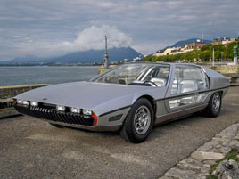 Unikátní Lamborghini Marzal v ulicích Monte Carla: titulní fotka