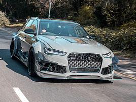 Audi RS 6 Avant chce být závodníkem v DTM: titulní fotka