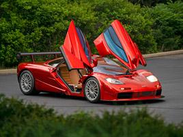 Extra vzácný McLaren F1 LM míří do aukce. Jeden ze dvou kusů!: titulní fotka