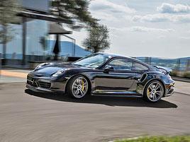 TechArt GTsport 1 of 30: Decentně pojaté ladění Porsche 911 Turbo S: titulní fotka