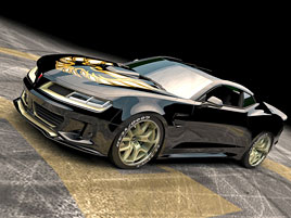 Trans-Am žije, i když umřel. Nový dragster má výkon 1100 koní!: titulní fotka