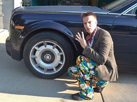 Oprava ojetého Rollsu:  Tohle jsou teprve ceny za servis!: titulní fotka
