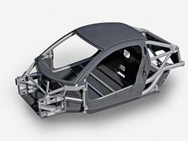 Nový sporťák od tvůrce McLarenu F1 bude vážit jen 850 kg. A nabídne 220 koní: titulní fotka