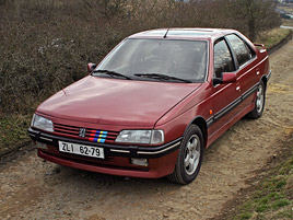 Tehdy ještě Francouzi věděli, jak postavit sportovní sedan. Peugeot 405 Mi16x4 je i dnes skvělé auto: titulní fotka