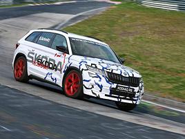 Škoda Kodiaq RS nabídne diesel a 240 koní. Jak je na tom ve srovnání s konkurencí?: titulní fotka