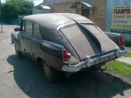 Někdo v Rusku tak moc toužil po aerodynamické tatrovce, že si ji sám postavil. Jak se vám líbí?: titulní fotka