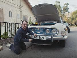 Američana okouzlila Tatra 603. Uchvátilo ho hlavně těchto pět věcí: titulní fotka