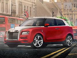 Co kdyby se Rolls-Royce vrhl na další segmenty? Mohlo by to vypadat nějak takhle: titulní fotka