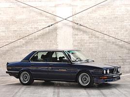 """Alpina B7 S Turbo byla vylepšená """"sedmička"""", která proháněla i supersporty. Právě teď je jedna na prodej: titulní fotka"""
