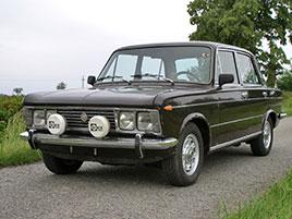 Fiat 125 S je skvělý sportovní sedan z konce 60. let. Bavit vás bude i dnes: titulní fotka