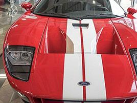 Ford GT je zřejmě skvělá investice. Tenhle kus už stojí trojnásobek původní ceny: titulní fotka