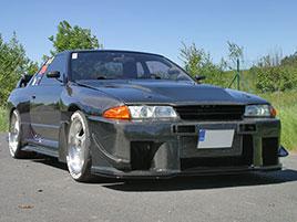 Splněný sen. Řídili jsme Nissan GT-R R32. A budeme si to dlouho pamatovat: titulní fotka