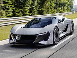 Audi bude vyrábět koncept PB18. Postaví ale jen 50 kusů: titulní fotka