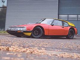 Znáte Citroën SM Proto Michelin? Placaté kupé vzniklo, aby našlo limit výkonu pro předokolky: titulní fotka