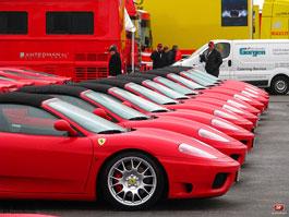 Ferrari Racing Days 2008: fotogalerie: titulní fotka