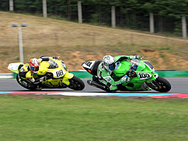 Víkend se Superbiky na brněnském okruhu (velká fotogalerie): titulní fotka