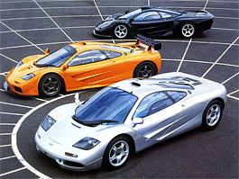 Pod lupou: McLaren F1, legendární král: titulní fotka