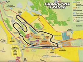 GP Francie - Rossi má 90. vítězství, Yamaha hattrick: titulní fotka