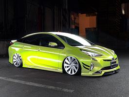 Toyota Prius jako atraktivn� sportovec