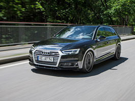 ABT AS4: Nov� �pravy pro nov� Audi A4