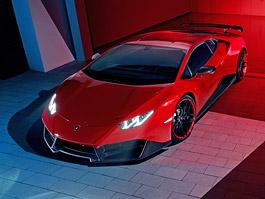 Lamborghini Hurac�n RWD Coupe: 830 kon� jen pro zadn� kola (+video)