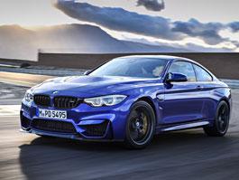 BMW M4 CS: Nový vrchol