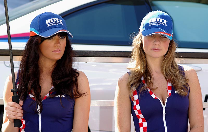 Valencia WTCC Babes: - fotka 3