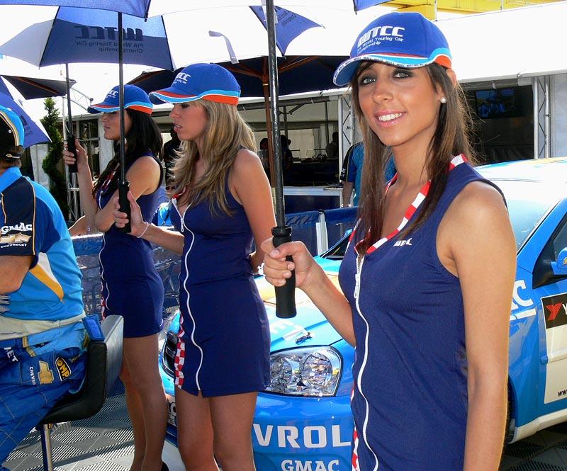 Valencia WTCC Babes: - fotka 21