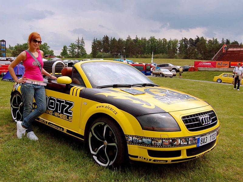 AZ pneu Tuning Cup 2008 – Fashion Cars Vysoké Mýto: - fotka 26