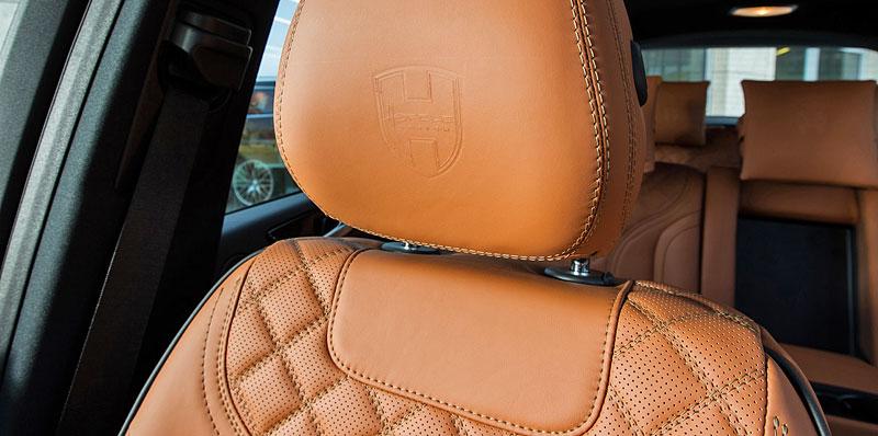 Mercedes-Benz GLS může být díky Hofele-Design ještě luxusnější: - fotka 5