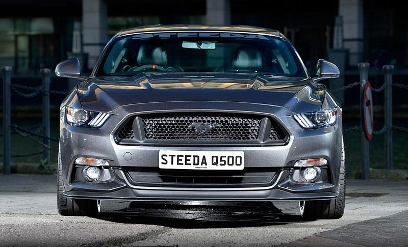 Steeda uvádí Q500 Enforcer Mustang v Evropě: - fotka 1