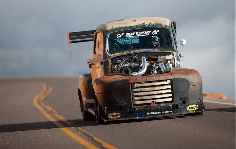 Otřískanej pick-up Ford by vám natrhnul…: - fotka 3