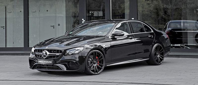 WheelsAndMore ladí nejvýkonnější sedany, kupé i kabriolety Mercedes-Benz třídy E: - fotka 9