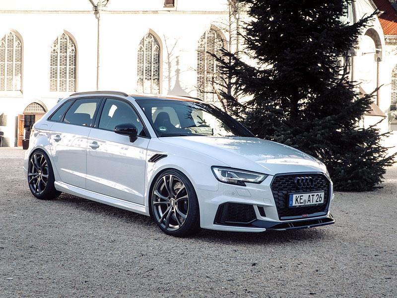 ABT ladí Audi RS 3 Sportback na 500 koní: - fotka 4