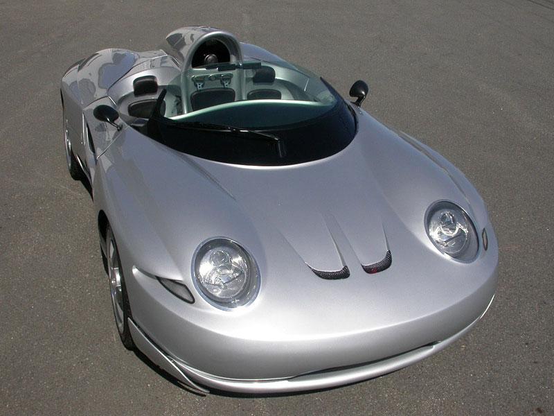 W3 Triposto: zábava pro tři s motorem Porsche: - fotka 11