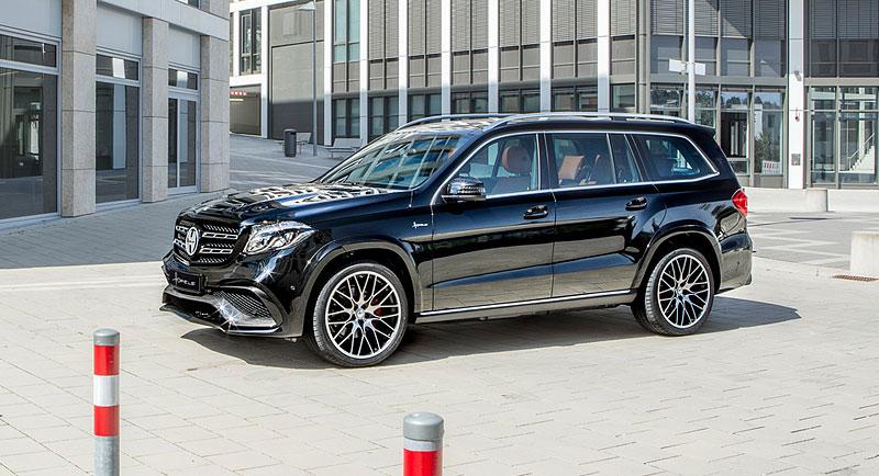 Mercedes-Benz GLS může být díky Hofele-Design ještě luxusnější: - fotka 9