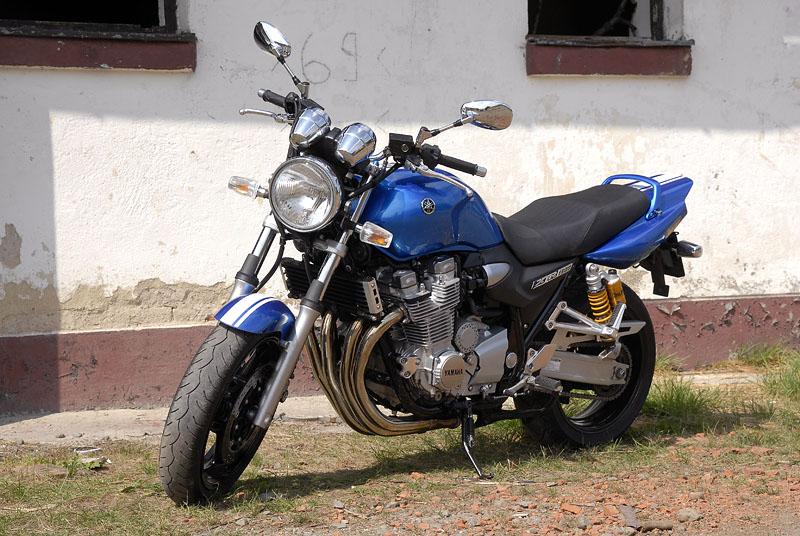 Test - Yamaha XJR1300: profesorská jízda: - fotka 9